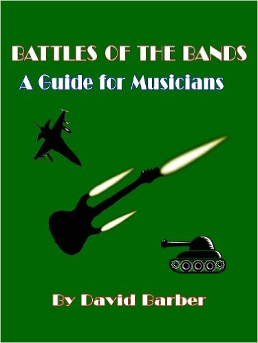 Battle of the Bands - Mini book