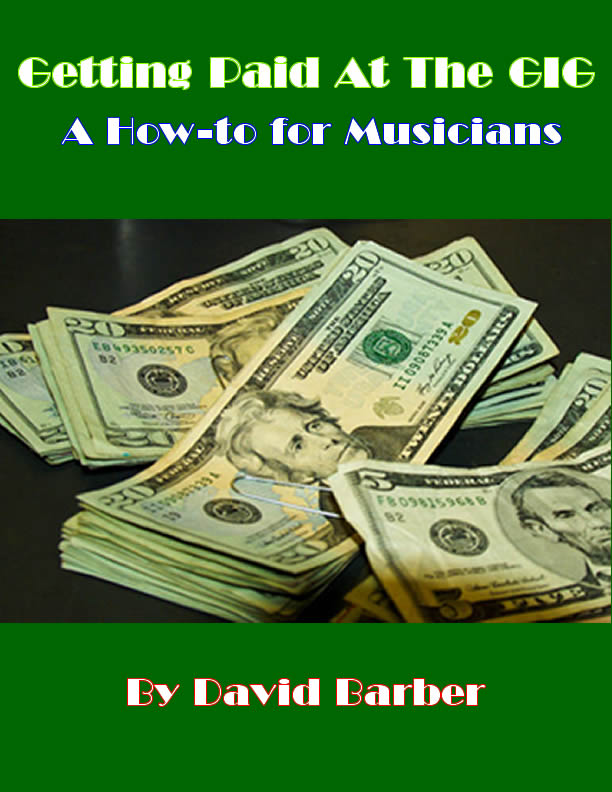 getting paid mini book cover